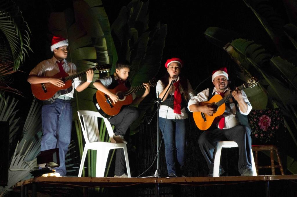 Musicians Christmas Eve